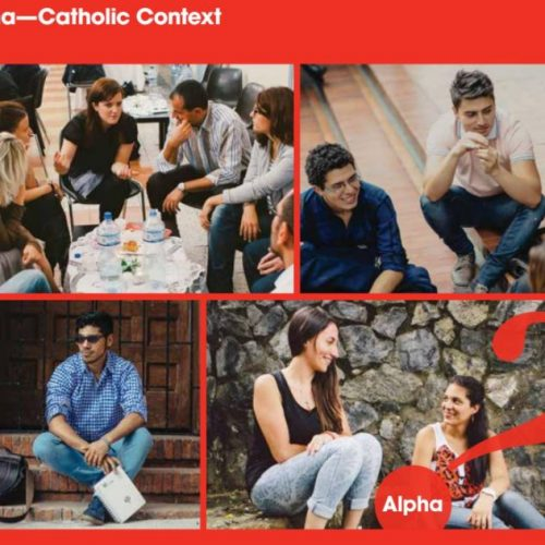 Alpha in a Catholic Context