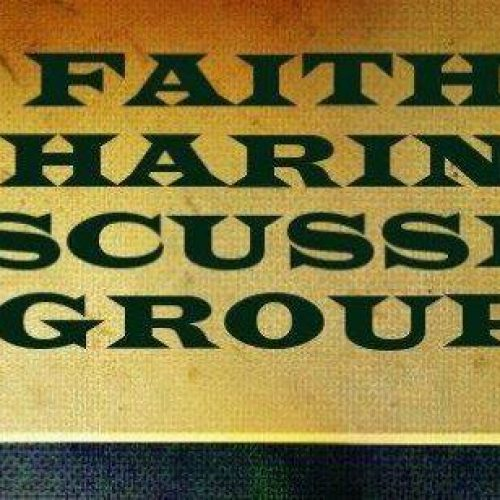 Faith Sharing Discussion Group
