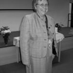 Sr Mary Kenefick SMG Chaplain to UCL and Brunel University
