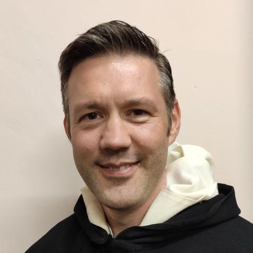 Fr Toby Lees OP