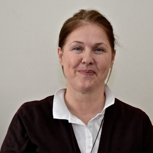Sr Carolyn Morrison RA