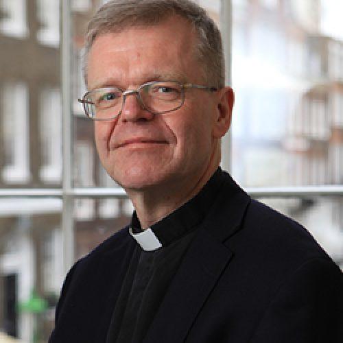 Fr Michael Holman SJ